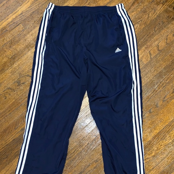 adidas Other - VTG 90s Adidas Windbreaker Track Pants Size M